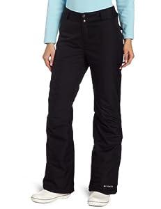 Columbia Women's Bugaboo Pant, Black, 1X