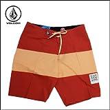 a0811216-red 【VOLCOM/ボルコム】パンツ V4S Stripe RED A0811216 32