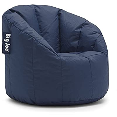 Milano Bean Bag Chair Multiple Colors Envelopes you in ultimate comfort Soft but firm support Great for any room Filled with UltimaX Beans Product Dimensions (L x W x H): 32.00 x 28.00 x 25.00 Inches