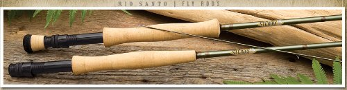 St. Croix - Rio Santo Fly Rods: 8'6