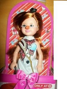 Barbie Kelly Snowman Chelsea Christmas 2011 Exclusive - 1