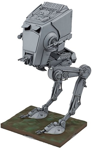 Bandai AT-ST 1/48 Scale Star Wars All Terrain Scout Transport Walker (At At Model compare prices)