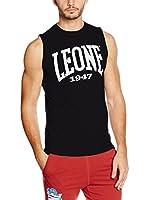 Leone 1947 Camiseta sin mangas Lsm149/S16 (Azul)