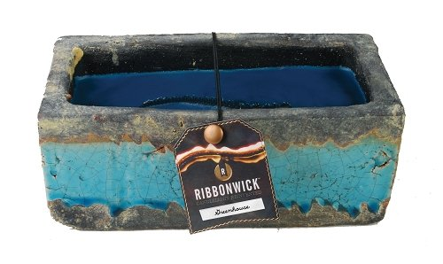 Ribbonwick Greenhouse Scented Candle Home Garden Lawn