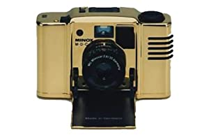 Minox MDC Gold Limited Edition 35mm film Camera (24k Gold Plated)