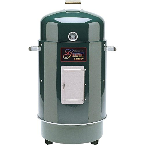 Best Buy! Brinkmann 852-7080-E Charcoal Gourmet Grill and Smoker