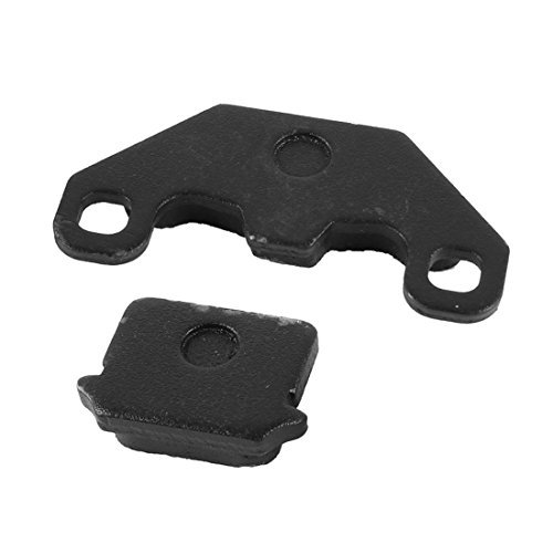Dimart Motorcycle Electric Bicycle Disc Rear Front Brake Pad Kit Set Black
