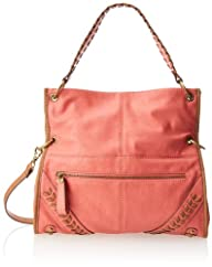 Jessica Simpson Harmony Fold Over Cross Body Bag