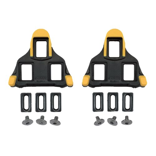 Shimano SH-11 SPD-SL Road Cleats - 6 DEGREE FLOAT (Cycling Shoe Cleat Set compare prices)