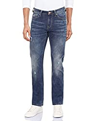 Pepe Jeans Men's PM2018254-3 Slim Fit Jeans (8903872890606_PM2018254_34W x 34L_Vit-Tint)