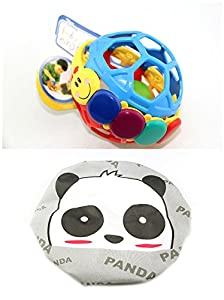Amazon Com Baby Einstein Bendy Ball With Waterproof