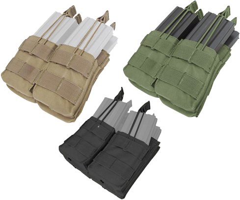 Buy Bargain Double Stacker Open Top M4 Mag Pouch