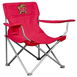 NCAA Maryland Terps Folding Canvas Chair by Logo