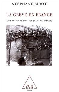 Les Grandes Grèves En France