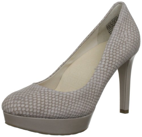 Rockport Women's Janae Pump Doeskin Platforms Heels K74524 8 UK