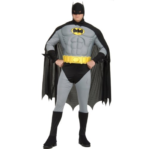 Rubie's Costume Tv Show Muscle Chest Batman Costume