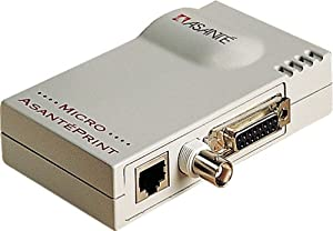 Asante Micro Asanteprint Apl Bridge 1RJ45 1Aui For Upto 8 Devices