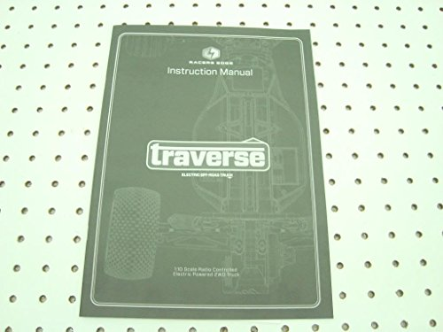 RACERS EDGE TRAVERSE OWNERS MANUAL