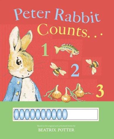 Peter Rabbit Counts 1 2 3