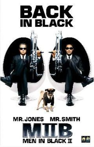 Men in Black II [VHS]