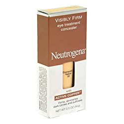 Neutrogena Visibly Firm Eye Treatment Concealer with Active Copper Correcting Yellow 05 - .5 oz