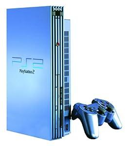 Sony playstation 2 console aqua blue limited edition pc video games - Ps3 limited edition console ...