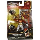 Power Rangers Megaforce: Metallic Force Red Ranger
