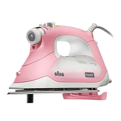 Oliso Pro Press Iron - TG1600 (Pink) (Oliso 1800 compare prices)