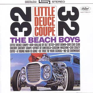 Little Deuce Coupe artwork