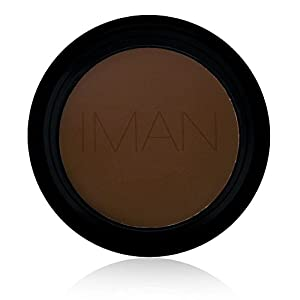 Iman Cosmetics Second To None Cover Cream -- Earth Medium
