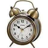 (シチズン) CITIZEN 目覚し時計 ツインベルRA06 8RAA06-063