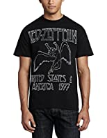 Led Zeppelin Herren T-Shirt LED ZEPPELIN - US 77