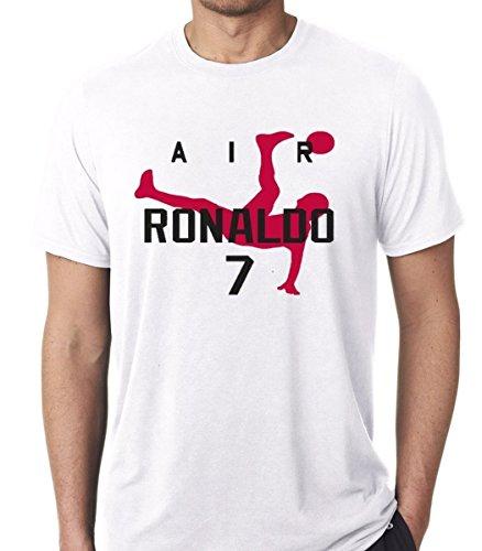 Raw T-Shirt's Cristiano Ronaldo Real Madrid