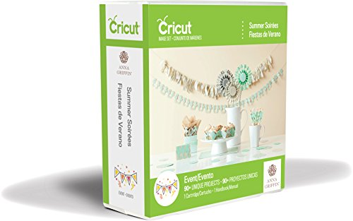 Cricut Summer Soirees Cartridge