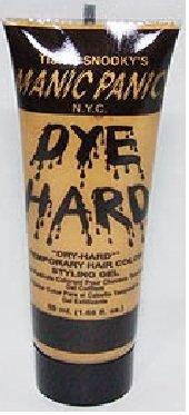 Manic Panic - Temporary Hair Colour Styling Gel - Dye Hard Glam Gold 50ml