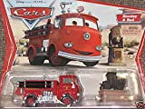 Cars Disney Pixar Movie Moments Original First Edition Stanley Red Desert Background Card