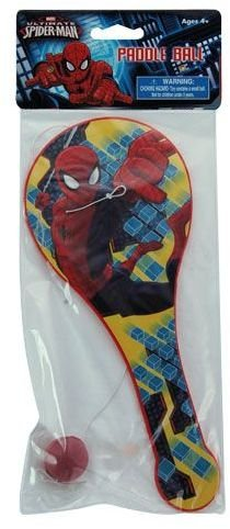 Spiderman Paddle Ball Set - 1