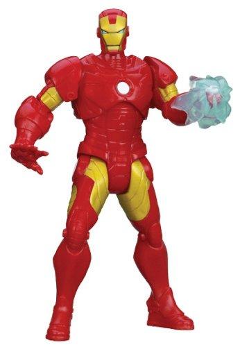 Hasbro A1822 Avangers Hulk Wolverine Capitan America Iron Man Personaggi, altezza 18 cm, vendita singola