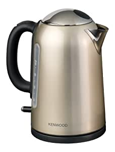 kenwood sjm 104 wasserkocher metallics serie 3 kw 1 6 liter champagne. Black Bedroom Furniture Sets. Home Design Ideas