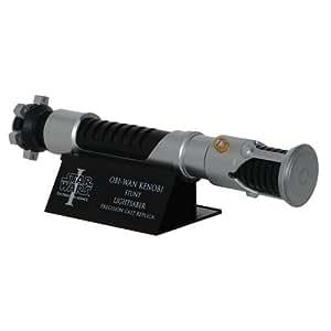 Amazon.com: eFX Obi Wan Kenobi Star Wars Stunt Lightsaber Precision