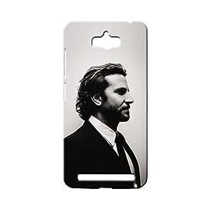 BLUEDIO Designer 3D Printed Back case cover for Asus Zenfone Max - G0774