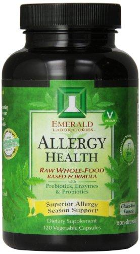 Emerald laboratoires allergie Santé