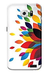 Samsung Galaxy S6 Cover Premium Quality Designer Printed 3D Lightweight Slim Matte Finish Hard Case Back Cover for Samsung Galaxy S6 by Tamah