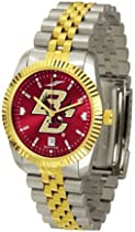 "Boston College Golden Eagles NCAA AnoChrome ""Executive"" Mens Watch"