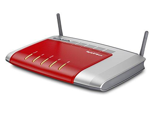AVM FRITZ!Box 3272 International, WLAN-Router (ADSL, 450 MBit/s, Annex A + B, 2 x Gigabit-LAN, USB 2.0)