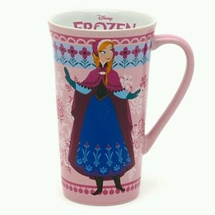 Disney Store Exclusive Frozen Anna Mug (Disney Frozen Drinking Cups compare prices)