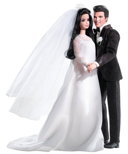 Review for BARBIE COLLECTOR ELVIS AND PRICILLA GIFTSET