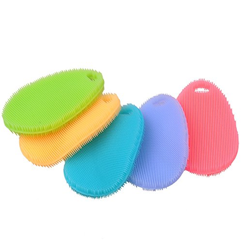 feihe-creative-multifunctional-antibacterial-silicone-washing-brush-for-dishwashing-multi-purpose-cl