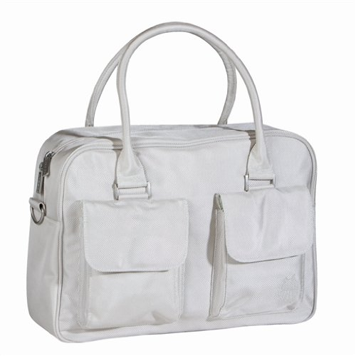 Lassig Urban Diaper Bag, Glam Beige