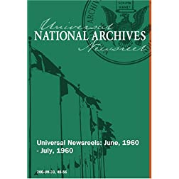 Universal Newsreels Vol. 33 Release 49-56 (1960)
